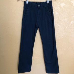 Nautica Boys Blue Pants Sz 12
